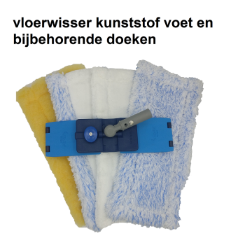 Vloerwisser Perfect en doek